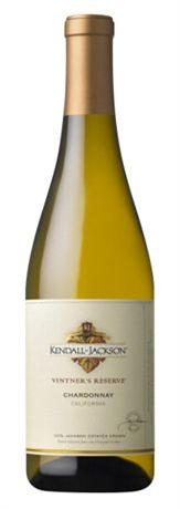 Kendall Jackson Chardonnay Vintners Reserve Special Select
